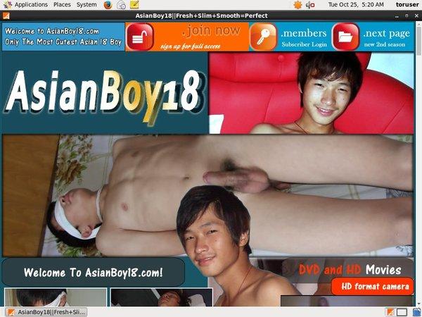 Asian Boy 18 Get Discount