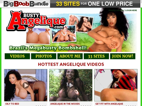 How Much Does Busty Angelique Cost