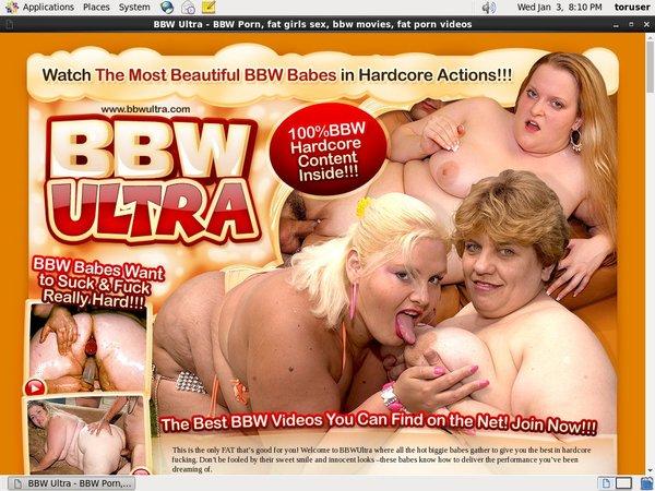 BBW Ultra Direct Pay