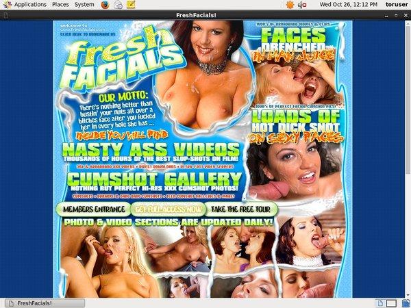 Facialsfresh Discount Code