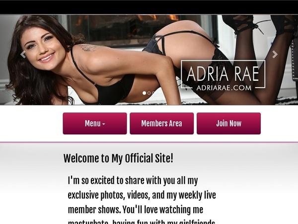 Free Adria Rae Videos