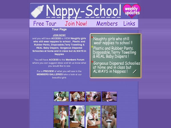 Nappy School Free Trial Pass