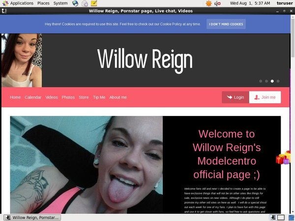 Willow Reign Coupon